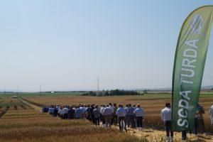 Eveniment la SCDA Turda: ,,Ziua Grâului, a Pâinii şi Fertilizării Culturilor''